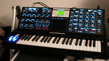 Dave's Minimoog Voyager